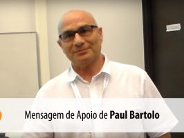 Apoio: Paul Bartolo