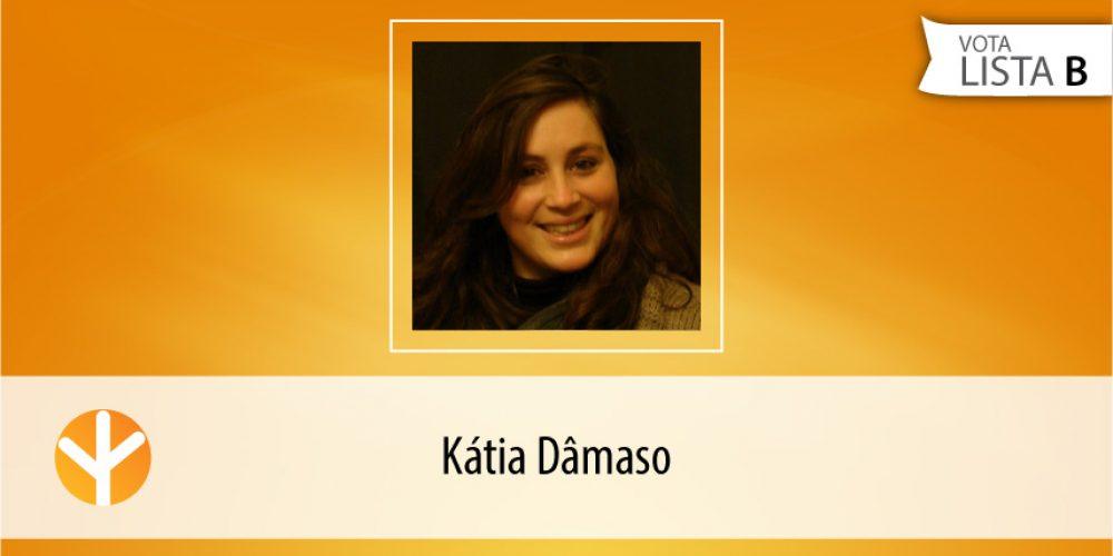 Candidata do Dia: Katia Dâmaso