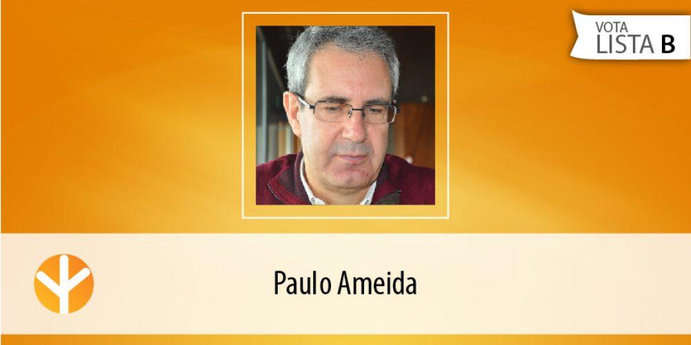 Candidato do Dia: Paulo Almeida