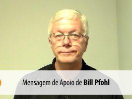 Apoio: Bill Pfohl