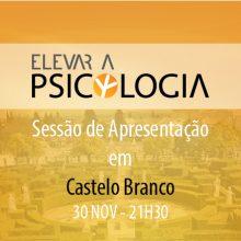 Castelo Branco: Sessão de Apresentação