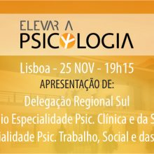 Lisboa: Sessão de Apresentação
