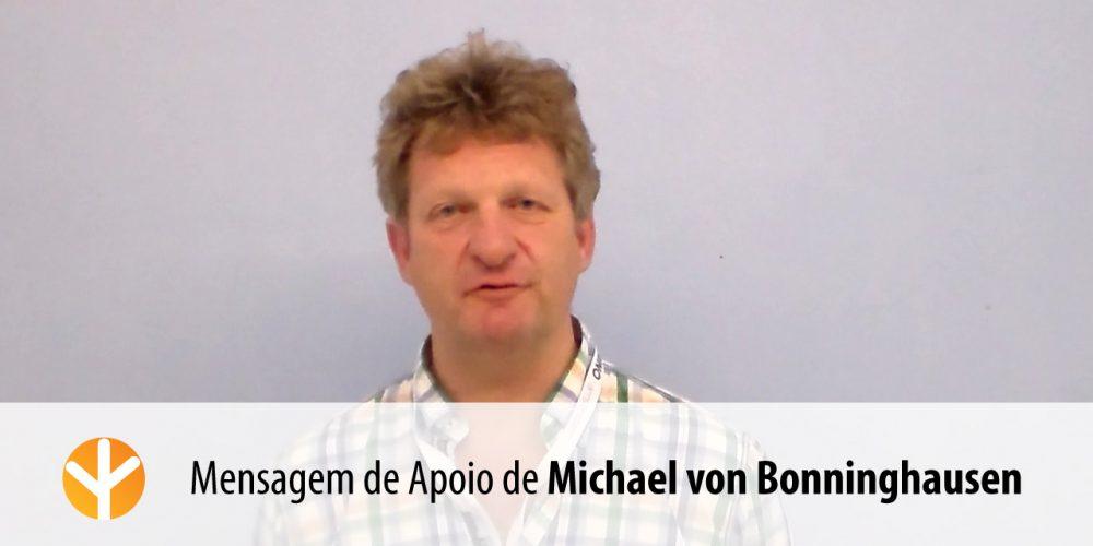 Michael von Bonninghausen – Mensagem de Apoio à Lista «Elevar a Psicologia»