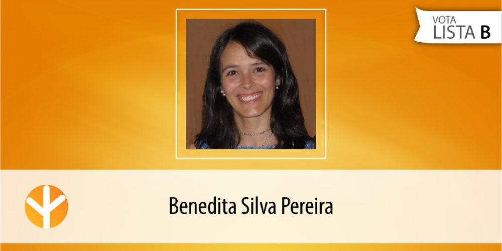 Candidata do Dia: Benedita Silva Pereira