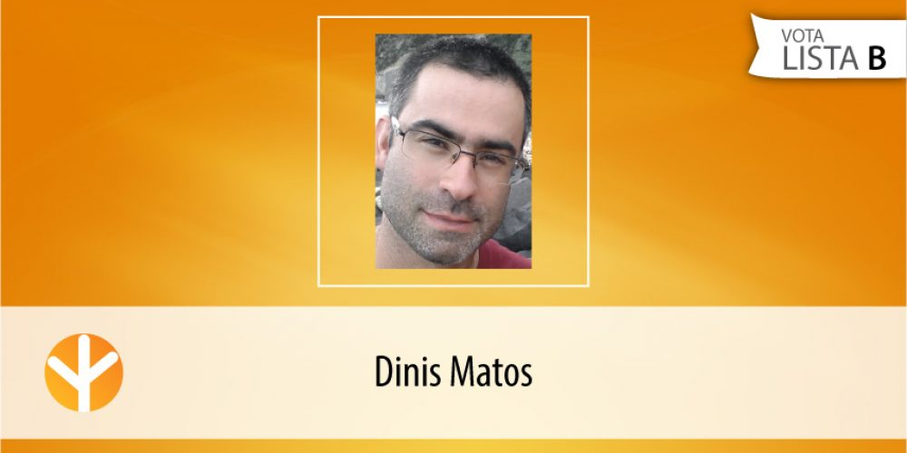 Candidato do Dia: Dinis Matos