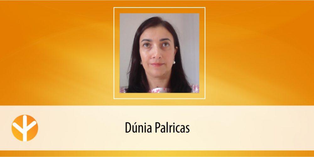 Candidata do Dia: Dúnia Palricas