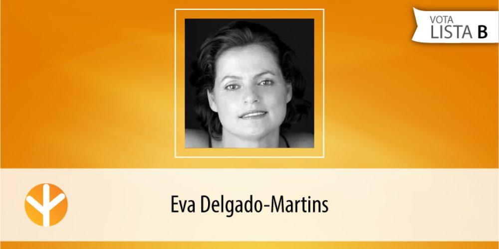 Candidata do Dia: Eva Delgado-Martins