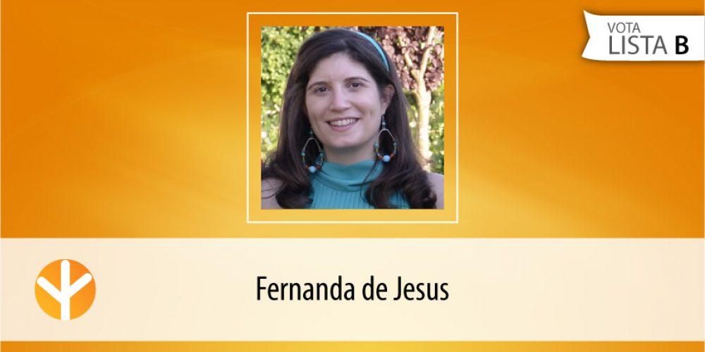 Candidata do Dia: Fernanda de Jesus