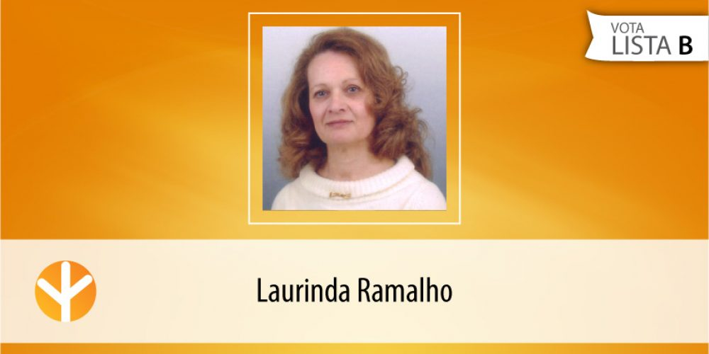 Candidata do Dia: Laurinda Ramalho