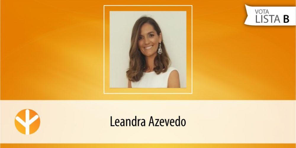 Candidata do Dia: Leandra Azevedo