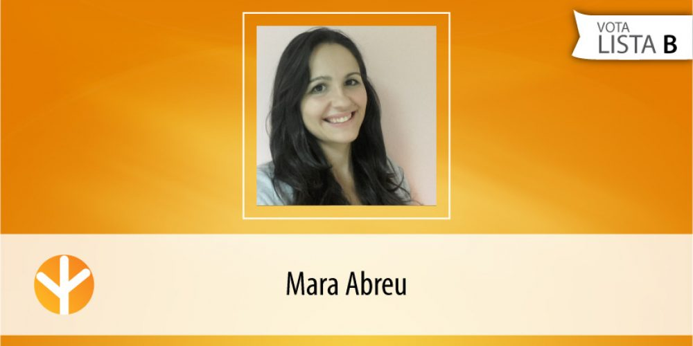 Candidata do Dia: Mara Abreu