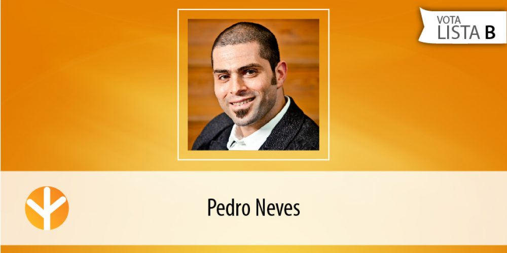 Candidato do Dia: Pedro Neves
