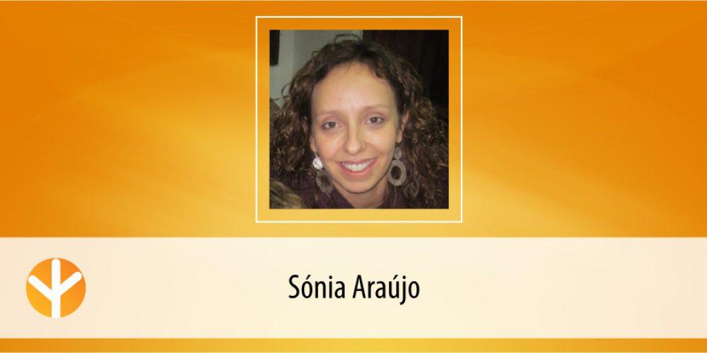 Candidata do Dia: Sónia Araújo