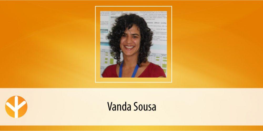 Candidata do Dia: Vanda Sousa