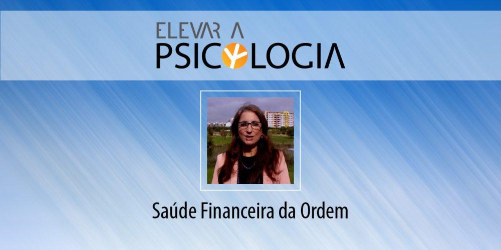 Apresentação do Programa: Saúde Financeira da Ordem