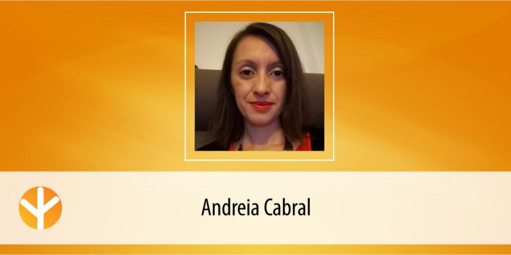 Candidata do Dia: Andreia Cabral