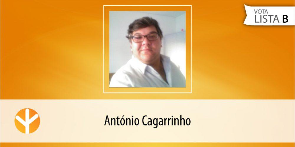 Candidato do Dia: António Cagarrinho