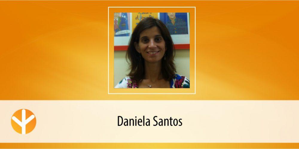 Candidata do Dia: Daniela Santos