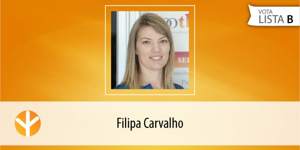 Candidata do Dia: Filipa Carvalho