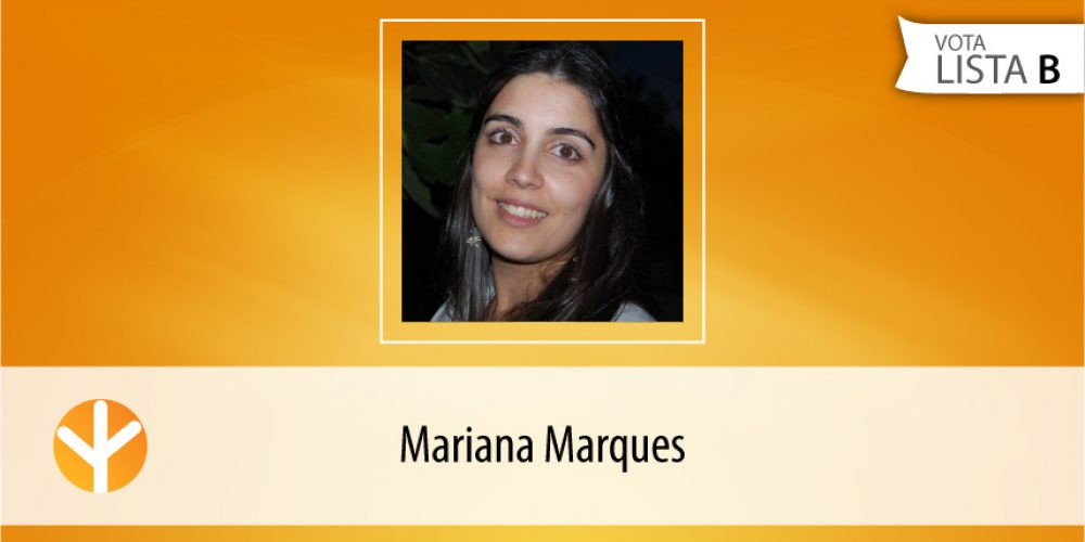 Candidata do Dia: Mariana Marques