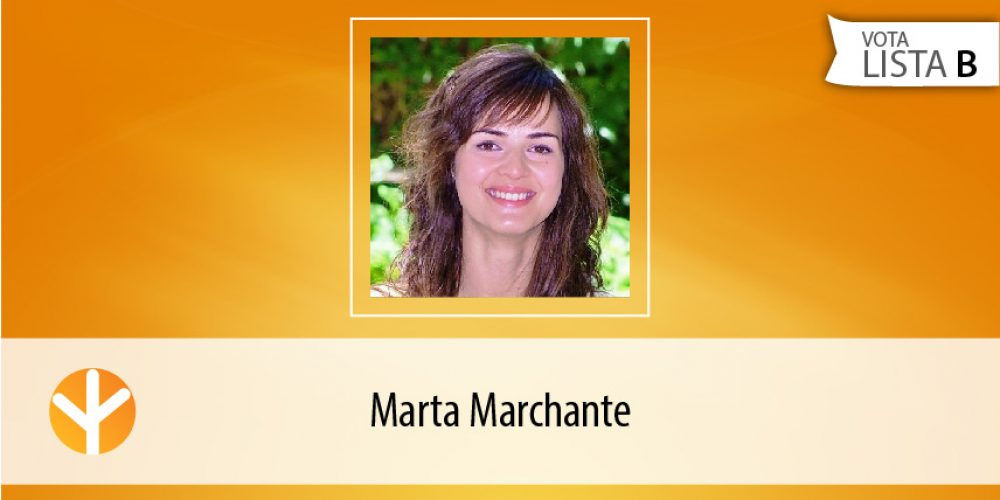 Candidata do Dia: Marta Marchante