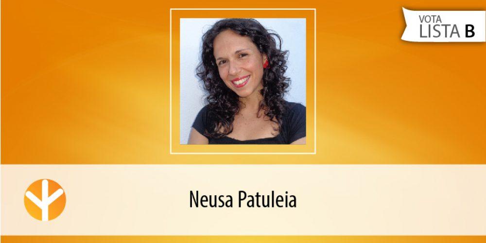 Candidata do Dia: Neusa Patuleia