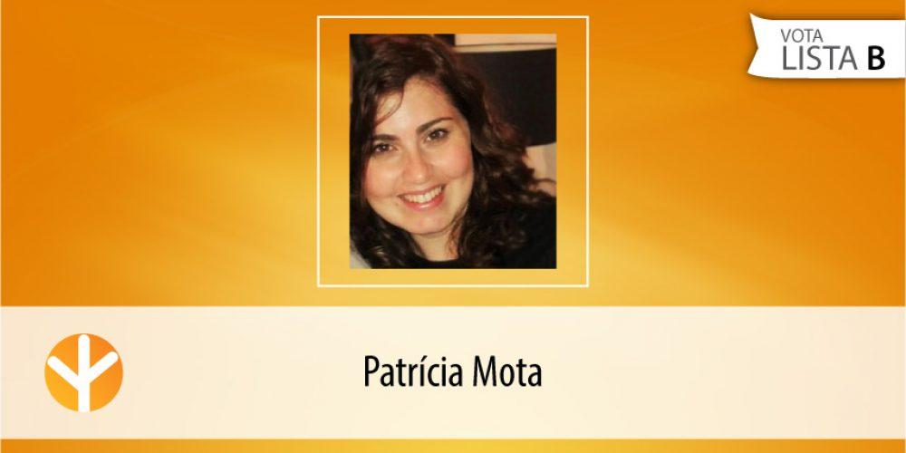 Candidata do Dia: Patrícia Mota