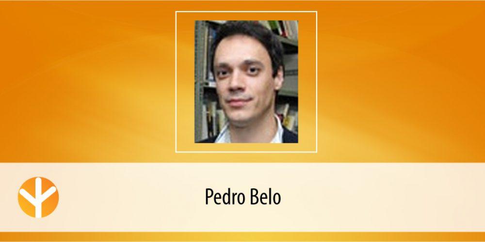 Candidato do Dia: Pedro Belo
