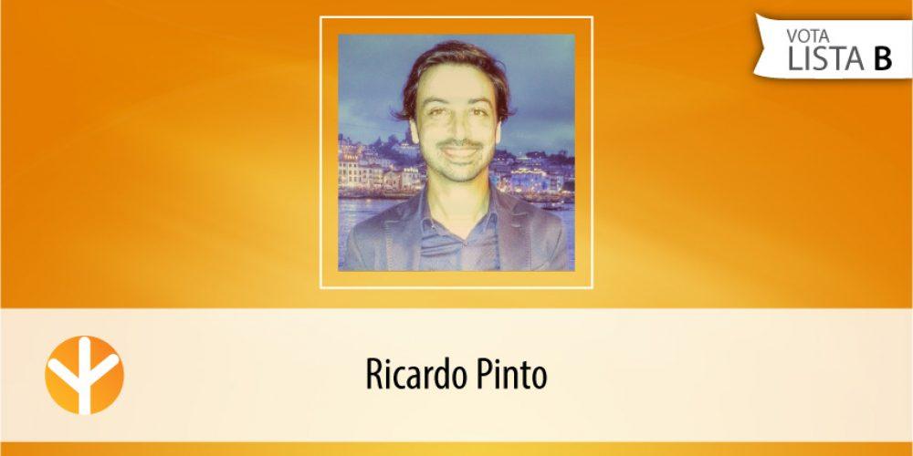 Candidato do Dia: Ricardo Pinto