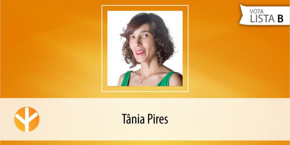Candidata do Dia: Tânia Pires