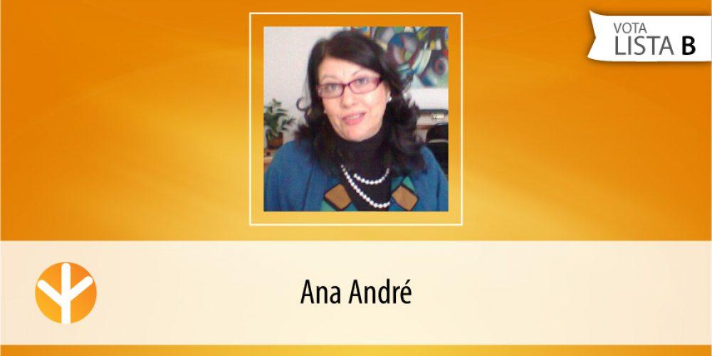 Candidata do Dia: Ana André