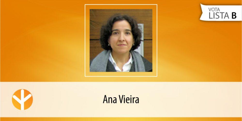 Candidata do Dia: Ana Vieira