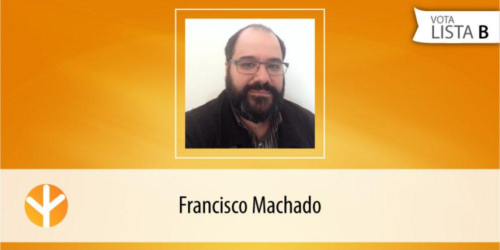 Candidato do Dia: Francisco Machado