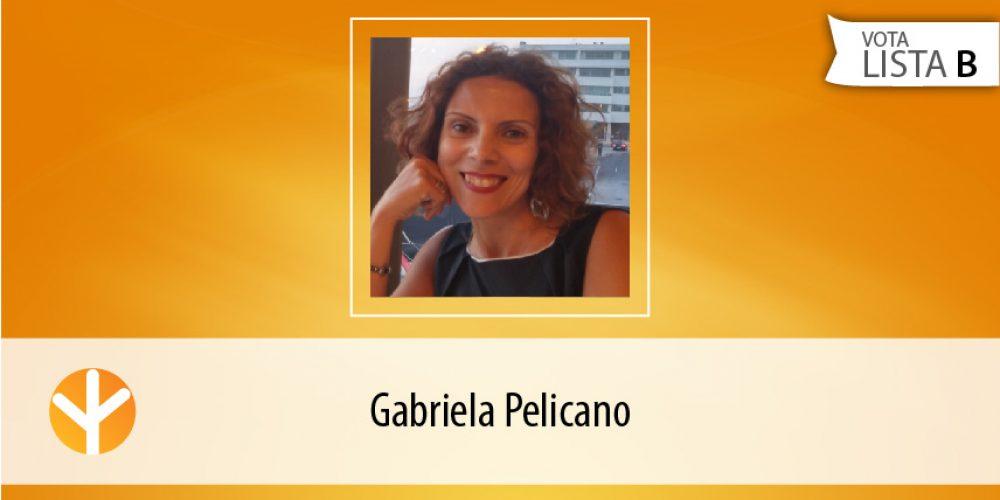 Candidata do Dia: Gabriela Pelicano