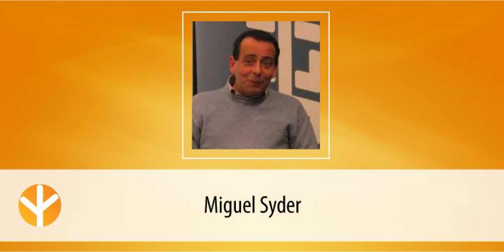 Candidato do Dia: Miguel Syder
