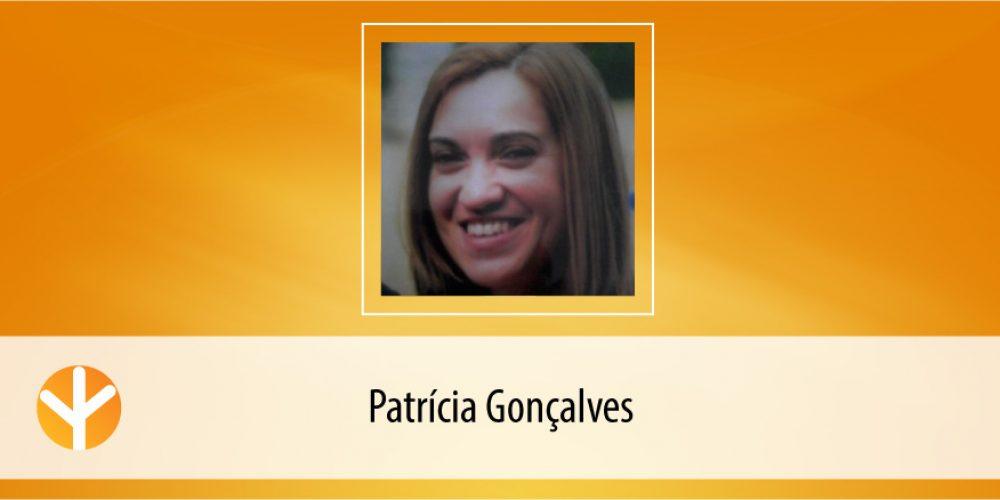 Candidata do Dia: Patrícia Gonçalves