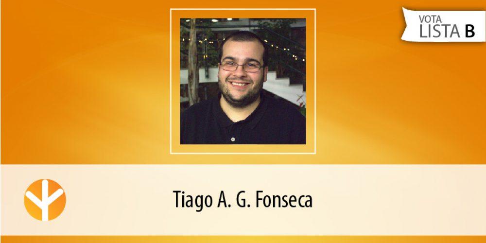 Candidato do Dia: Tiago A. G. Fonseca