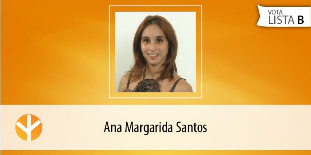 Candidata do Dia: Ana Margarida Santos