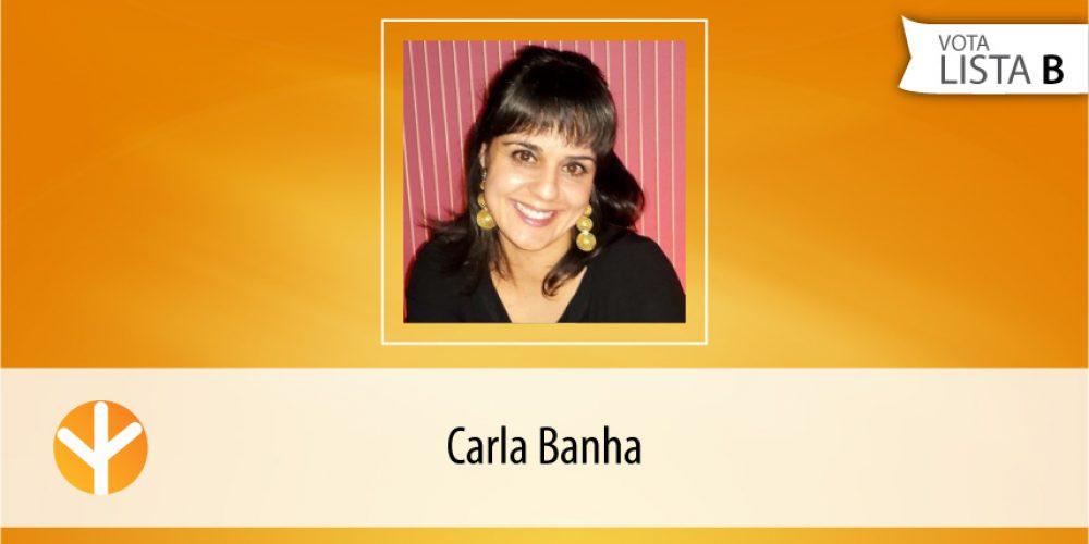 Candidata do Dia: Carla Banha