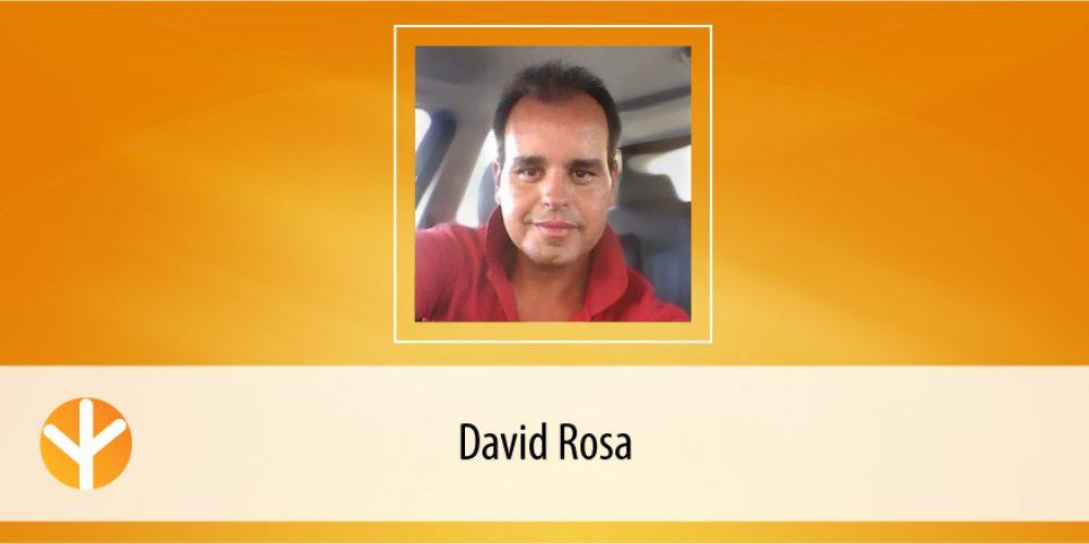 Candidato do Dia: David Rosa