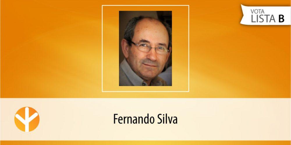 Candidato do Dia: Fernando Silva