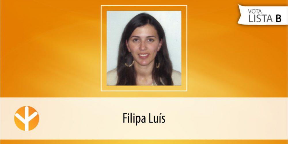 Candidata do Dia: Filipa Luís
