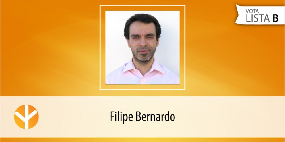 Candidato do Dia: Filipe Bernardo