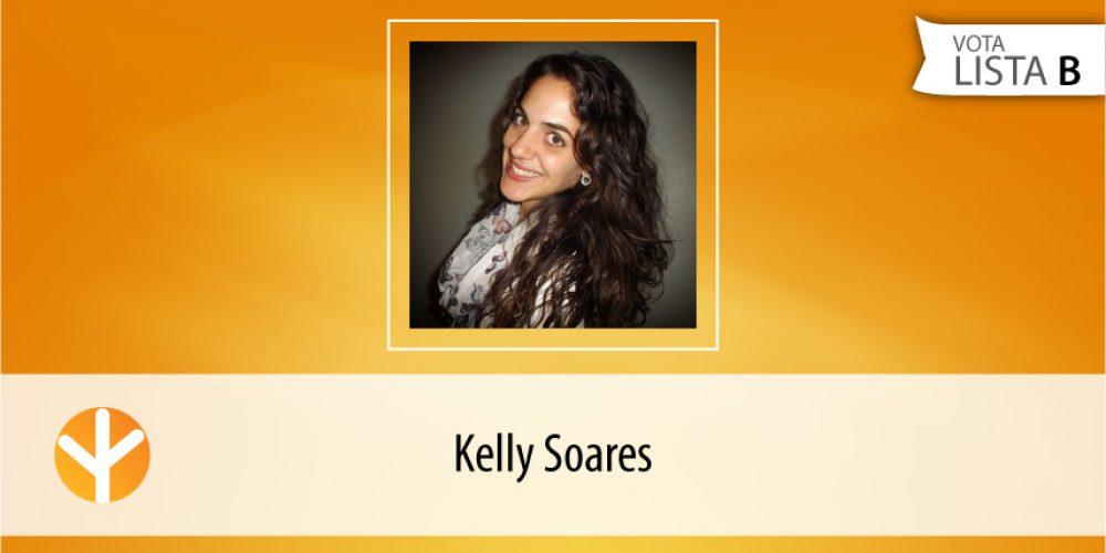 Candidata do Dia: Kelly Soares