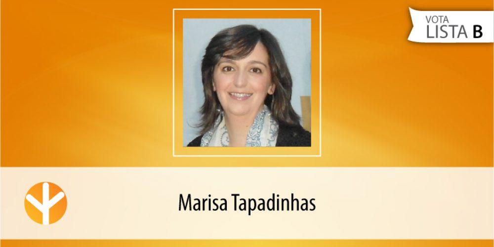Candidata do Dia: Marisa Tapadinhas
