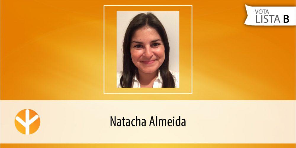 Candidata do Dia: Natacha Almeida