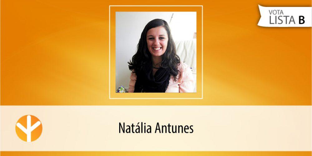 Candidata do Dia: Natália Antunes
