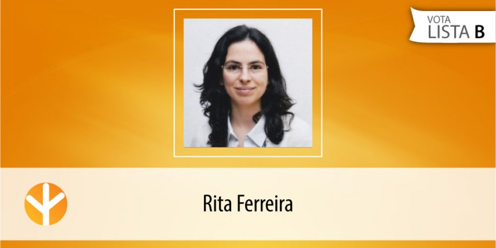 Candidata do Dia: Rita Ferreira