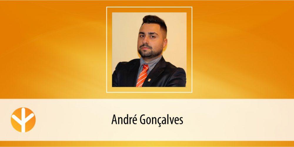 Candidato do Dia: André Gonçalves