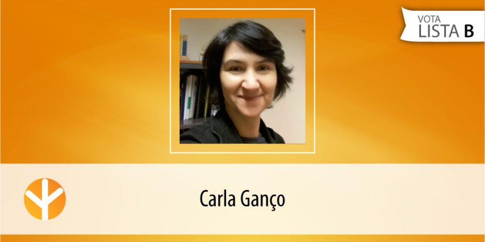 Candidata do Dia: Carla Ganço